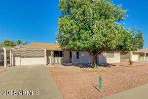 10758 W CROSBY Drive, Sun City, AZ 85351