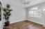 Use this room as an office, formal living room or even a bedroom.