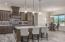 """Soft close doors AND drawers, pull out drawer shelving, 4"""" crown molding, and 4 stage raised panel Alder Cabinetry. You will not find a better built new build in Desert Hills"""