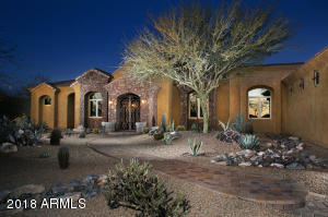 Beautifully styled Desert Home
