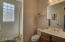 in addition to a half bath downstairs too!