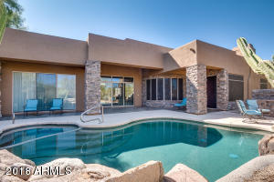 9626 E PEAK VIEW Road, Scottsdale, AZ 85262