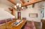 Generous Dining Room