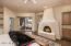 Beautiful suite with cozy fireplace & separate exit to patio, pool & spa