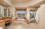 Views from Master Bath & Separate exit to pool/patio