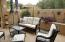 Great patio to relax in or there is also plenty of room for entertaining