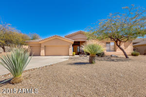 11470 E GAMBLE Lane, Scottsdale, AZ 85262