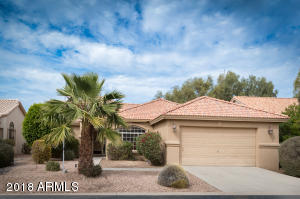8912 E COPPER Drive, Sun Lakes, AZ 85248