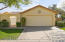 Private Corner lot, with larger Back Patio & neighbor on only one side!