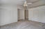 2 Closets in Master and Niche for an Armoire or Big Screen Tv , Art, Desk Etc.