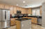 Black and Stainless kitchen