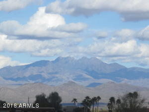 Four Peaks can be seen forever from this lot!