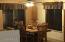 Dining in kitchen