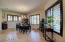 Plantation Shutters are throughout entire home