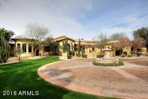 5726 N PALO CRISTI Road, Paradise Valley, AZ 85253