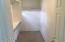 Walk ion closet for 3rd bedroom