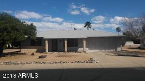 18609 N PALO VERDE Drive, Sun City, AZ 85373