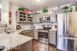 Cabinets, appliances, flooring...all new