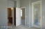 Master BR faces the balcony and is split from bedroom 2.