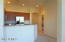 Kitchen & Living Area are freshly painted in neutral tones & the carpet is brand new!