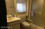 Master bedroom bath with shower