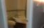Hall Bath - Footed Tub