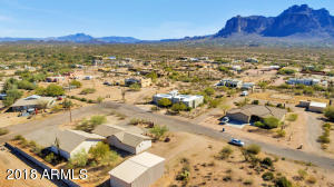 HUGE 1.25 Acre Corner Lot boasting two separate and detached garages and incredible mountain views.