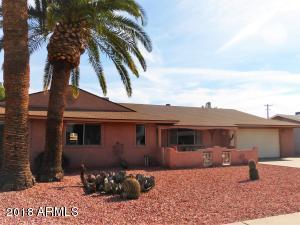 9923 W DESERT HILLS Drive, Sun City, AZ 85351