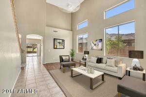 virtual staging shows how lovely this room can be
