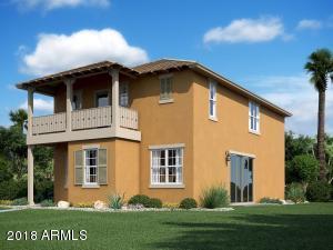 "3025 Plan ""D"" Elevation on Homesite 43- under construction"