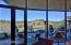 mountain views through living room/master/kitchen