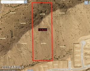 12.5 Acres available in one block. Subject property is 7.5 acre parcel