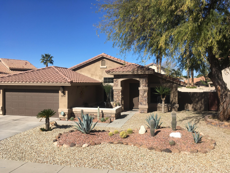 7252 W LOS GATOS W Drive Glendale AZ 85310