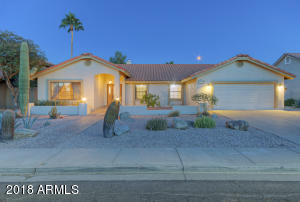 Beautifully appointed home located in Mesa Desert Heights