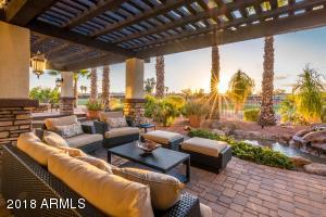 Professionally Designed Patio and Landscaping