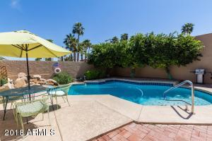 Single level 3 bedroom home for sale in Scottsdale with private pool