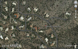 "Exclusive Carefree Foothills Subdivision Vacant ""Lot 74"""