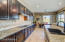 Granite and Stianless Kitchen