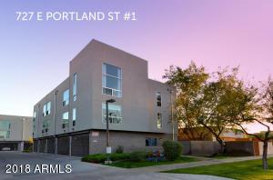 727 E Portland Street, 1