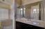 Bath 2 view into Bedroom 2