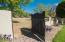 Backyard - Gate to Greenbelt