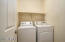 Washer and Dryer convey!