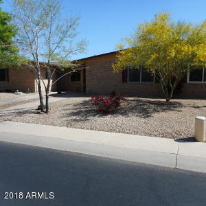 13518 W PROSPECT Drive, Sun City West, AZ 85375