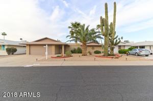 10912 W TROPICANA Circle, Sun City, AZ 85351