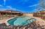 Community pool for cool swim.