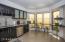 Custom Kitchen Counter niche.