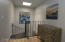 Spacious upstairs hall area.
