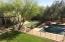 LUSH backyard with pool, spa, outdoor kitchen, 3 individual cabanas.