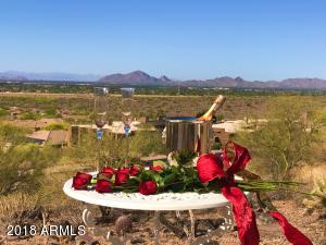 Unobstructed view of Camelback Mountain and City Views of the entire valley.