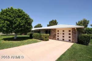 9718 W OAK RIDGE Drive, Sun City, AZ 85351